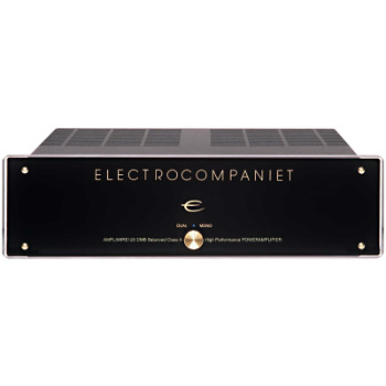 Electrocompaniet AW120 Dual Mono Power Amplifier