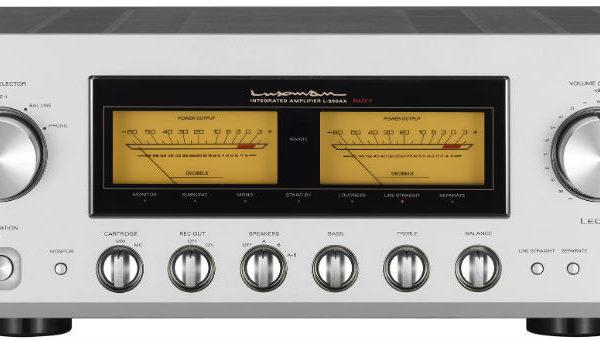 Luxman L-550AX II Integrated Amplifier