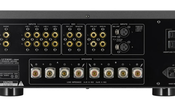 Luxman LX550-AX Integrated Amplifier