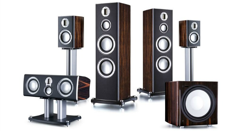 audio speakers perth