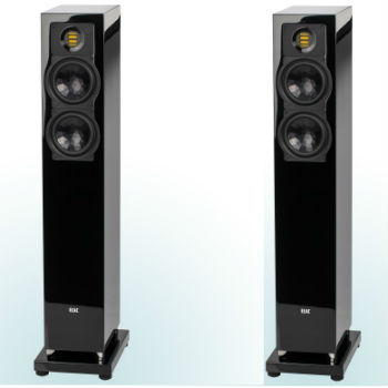 ELAC FS247.3 Floorstanding Speakers