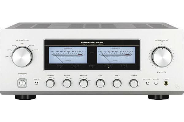 Luxman L-505uX Integrated Amplifier