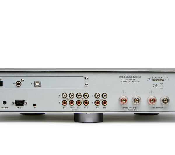 Primare I22 Integrated Stereo Amplifier (with optional DAC board)