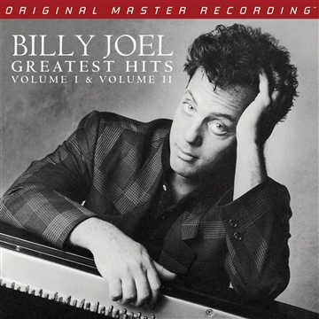 Billy Joel Hits I and II