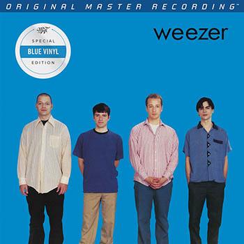 MoFi - Weezer - Weezer (Blue Album)