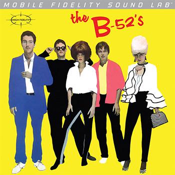 MoFi - The B-52's - The B-52's LP