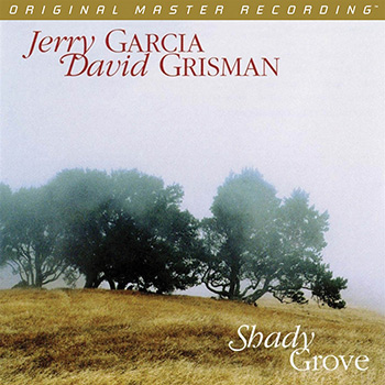 Jerry Garcia and David Grisman - Shady Grove 180g 2LP