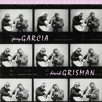Jerry Garcia and David Grisman - Garcia/Grisman 180g 2LP