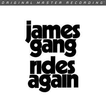 MoFi - The James Gang - Rides Again 180g LP