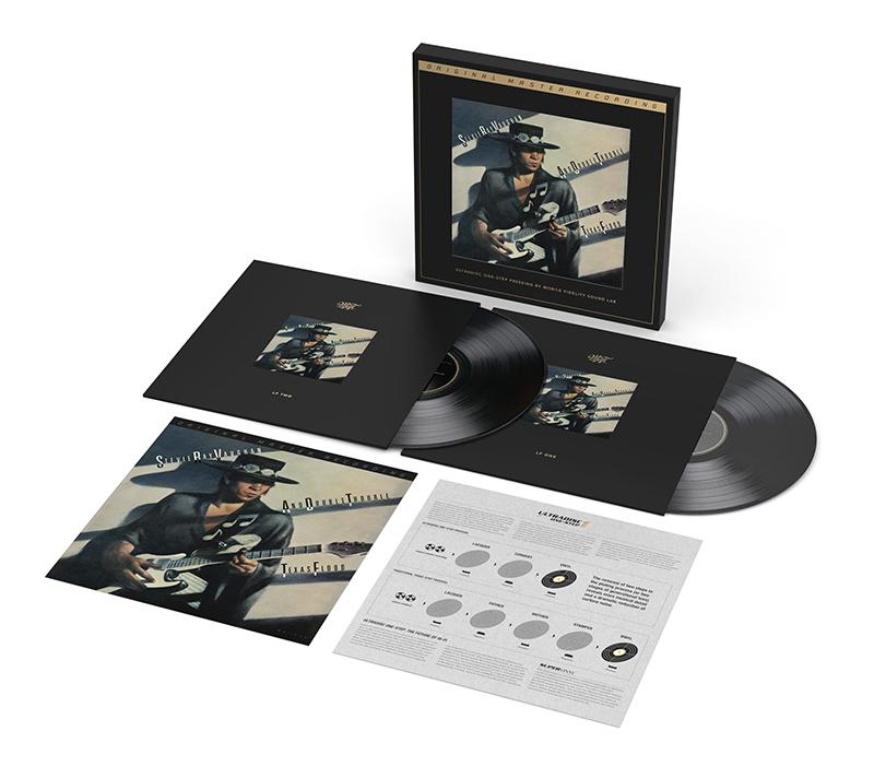 Mofi Stevie Ray Vaughan Texas Flood Ultradisc
