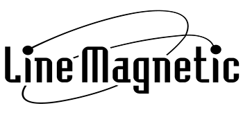 Line Magnetic Logo